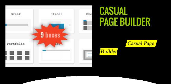 "Lässig Page Builder - Maginess - Flexibles Magazin WordPress Template ""title ="" Lässiger Page Builder - Maginess - Flexibles Magazin WordPress Template"