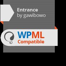 Eingang - WordPress Vorlage für Magazin und Review