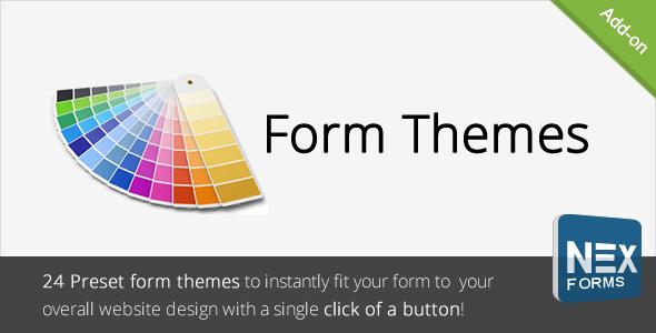 Formular-Designs für NEX-Formulare - CodeCanyon Artikel zum Verkauf