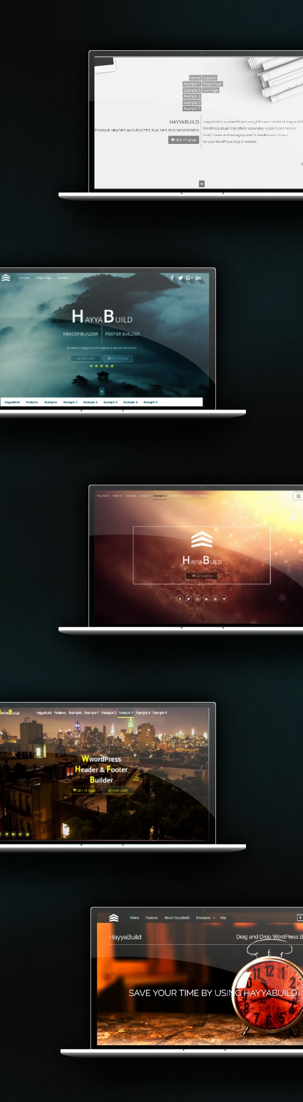 HayyaBuild WordPress-Plugin