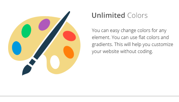 Mega Addons Unbegrenzte Farben