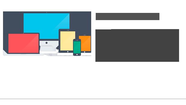 Responsives WordPress-Design