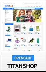"""OpenCart TitanShop """"title ="""" OpenCart TitanShop"""