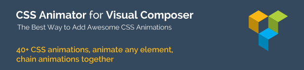 CSS-Animator-Add-on für Visual Composer