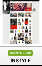 "PrestaShop InStyle ""title ="" PrestaShop InStyle"