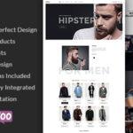 Jakiro - Modegeschäft WordPress Layout