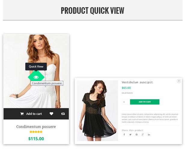 Rubbez- WooCommerce & Responsives Thema für Unternehmen