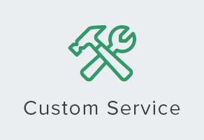 Kundenspezifische Leistungen