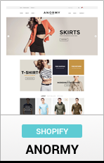 Shopify Anormy