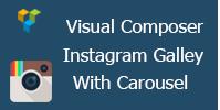 Visual Composer - Instagram Galerie mit Karussell