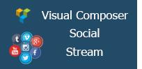 Visual Composer - Soziale Streams