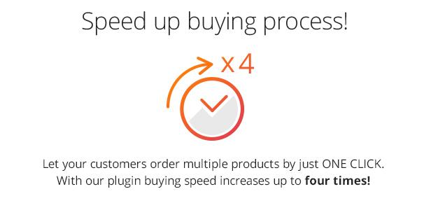 Beschleunigen Sie den Kaufprozess!