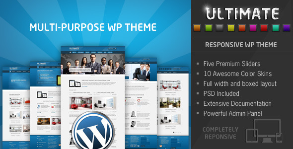 Ultimatives WordPress-Theme