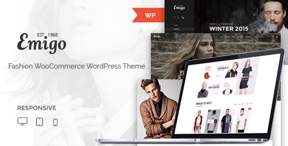Emigo - Mode WooCommerce WordPress Template