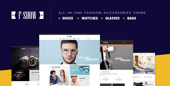 Fshow - WooCommerce Responsives WordPress Layout