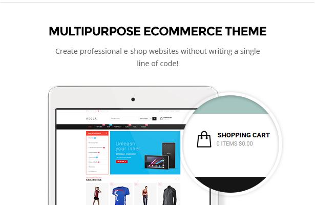 E-Commerce-Seiten