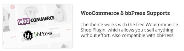 WooCommerce und bbPress s