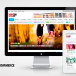 Newgen - Responsive Nachrichten / Magazin WordPress Vorlage