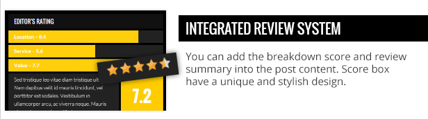 Integriertes Überprüfungssystem