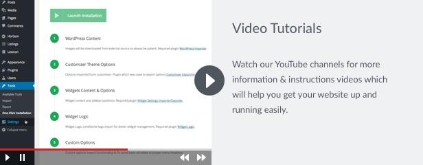 SpotGuide - WordPress-Vorlage für Hochleistungsverzeichnis