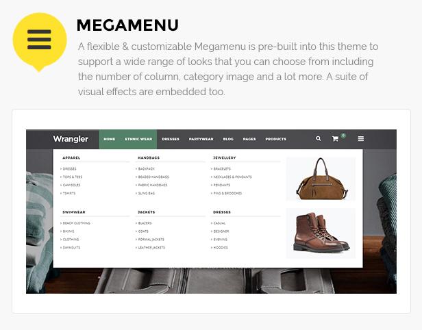Mode-Shop-Vorlage