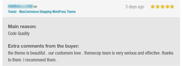 Trendz - WooCommerce Einkaufen WordPress Template