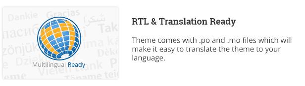 RTL und Übersetzung bereit