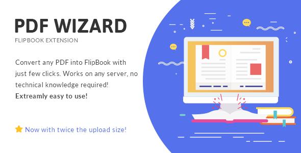 Wordpress Add-On Plugin PDF To FlipBook Extension