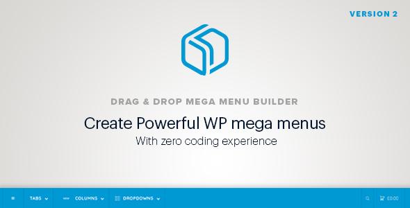WordPress Mega Menü Plugin - Responsive Menü - Pixelmenü