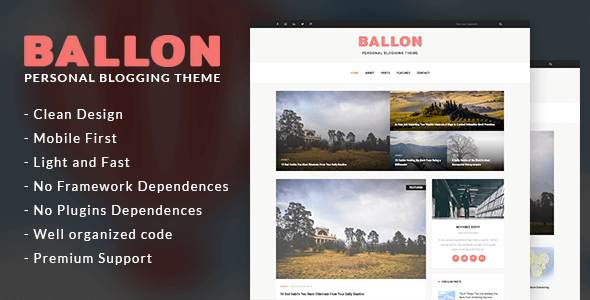 Responsives Parallax-WordPress-Layout für den Magier