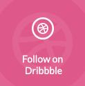 Folgen Sie Dribbble