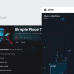 Puls - Musik, Audio, Radio WordPress Vorlage