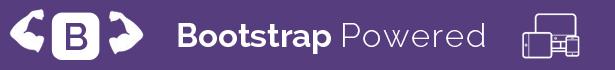 Responsive Grid wird vom Bootstrap-Framework unterstützt
