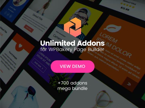 Symbolfelder für WPBakery Page Builder (Visual Composer) - 2
