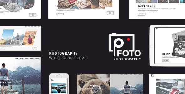 Wordpress Kreativ Template Foto - Photography WordPress Themes for Photographers