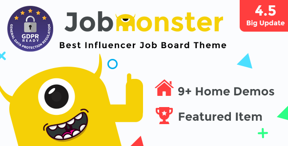 Wordpress Directory Template Jobmonster - Job Board WordPress Theme