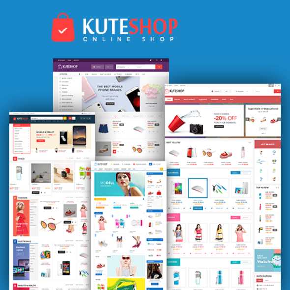 Wordpress Shop Template Kute Shop -  Super Market Responsive WooComerce WordPress Theme