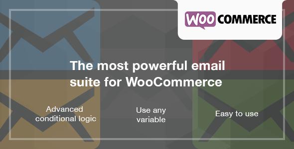 Wordpress E-Commerce Plugin SIP Advanced Email Rules for WooCommerce