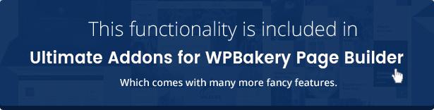 Icon Box für den WPBakery Page Builder
