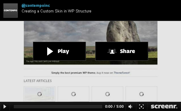 WP Struktur 10 in 1 Premium WordPress Vorlage