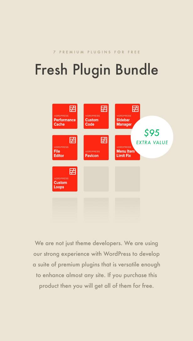 Volar - Responsive & Mehrzweck WordPress Layout