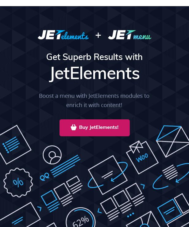 JetMenu - Mega Menü für Elementor Page Builder