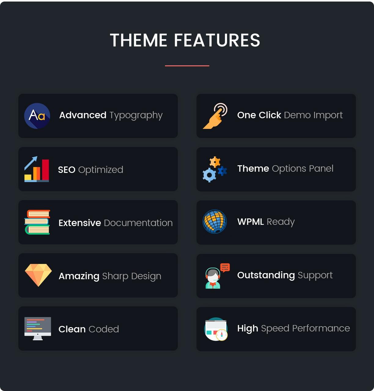 Kreatives Portfolio WordPress Vorlage - SOHO Pro