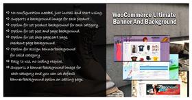 WooCommerce Ultimate Banner und Hintergrund