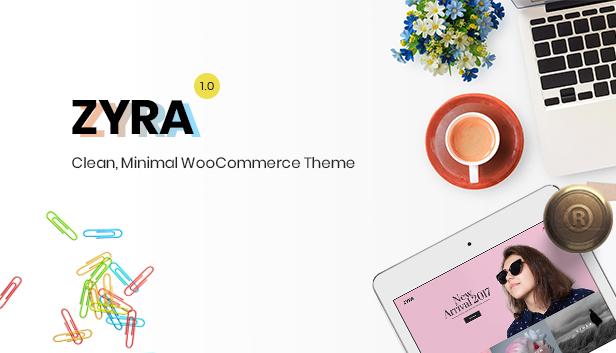Lapa - Minimal & Modern WooCommerce Vorlage - 4