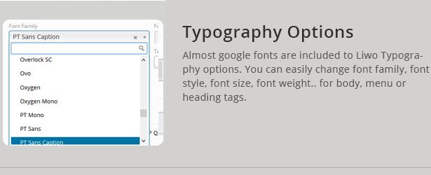 Liwo Typografie