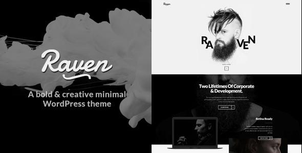 Livo - Ein sauberes und minimales Portfolio WordPress-Vorlage - 11
