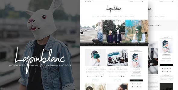 Livo - Ein sauberes und minimales Portfolio WordPress Vorlage - 15