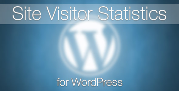 Wordpress Add-On Plugin Site Visitor Statistics for WordPress
