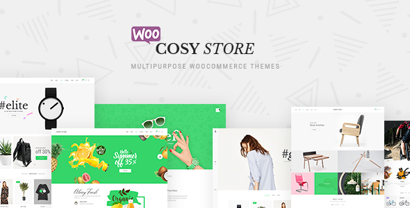 Wordpress Shop Template Cosi - Multipurpose WooCommerce WordPress Theme